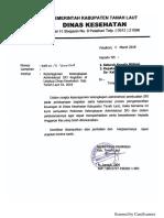 Kelengkapan Administrasi SPJ