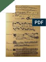 Music Scores