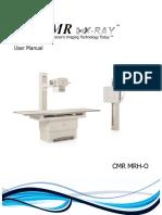 Cmr x Ray service manual 2015