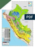 Mapa Cobertura Vegetal Minam 2015