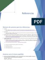 Citas y Referencias - RESUMEN - II