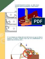 Operacion de Retroexcavadora IV