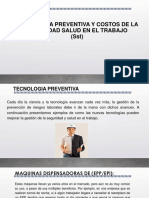Prevencion de Tecnologia de Salud Ocupacional
