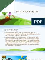 Biocombustibles. Listo