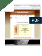 Presentation of Digital Library