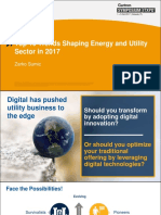 DTop 10 Trends Shaping Energy and Utility Sector in 2017