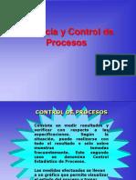 Gerencia y Control Procesos