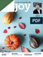 Enjoy Magazine - November 2018