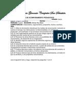 p.a.p. 4 Periodo Sexto Español