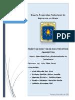 Práctica Calificada de Geoestadística y Modelamiento