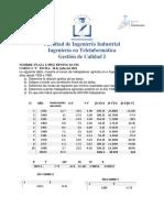 Ejercicio Gestion de Calidad - Pearson