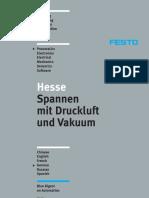 Hesse Spannen Mit Druckluft Und Vakuum