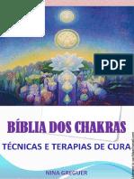 Biblia Dos Chakras - Nina Greguer