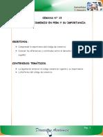 Codigo Del Comercio en El Peru y Su Importancia Ok