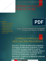 Diapositivas Legislacion de Recursos Hidricos