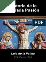 Historia de La Sagrada Pasión