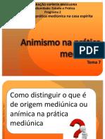 Animismo Ou Espiritismo (Ernesto Bozzano)