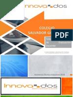 Clase 03 de Portafolio de Evaluación Docente 2018 Colegio Salvador Gonzalez