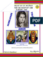 Evangelho Do Terceiro Milênio Na Voz de Koatay 108 v 2015