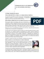 Informe de La Feria