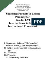 2C2IA - Lesson Plan