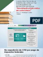 Sesion-9-CASOS-PRACTICOS-CFDI-CAPFISCAL-2018-1