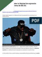 Noticias Rap
