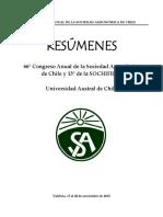 66 Congreso Sach y 13 Sochifrut