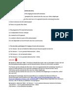 204498862 UrologyQuiz1 FollowupMCQ and Answers