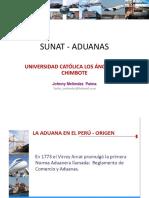 aduanas-sunat ARISTE