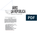 Diario Da Republica Homologação de Lista