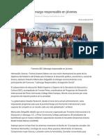 20-10-2018- Fomenta SEC liderazgo responsable en jóvenes - opinionsonora