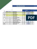 Lista de Repuestos - Polisol OBL