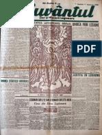 Cuvantul anul XVII (serie noua) nr. 27, 9 noembrie 1940