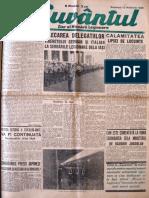 Cuvantul anul XVII (serie noua) nr. 28, 10 noemvrie 1940