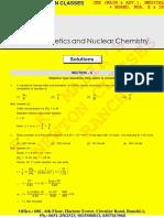 Chem Chemical Kinetics