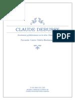 """Claude Debussy: Exotismos y folcorismos en la obra """"Estampes"""""""