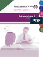 Guia de Psicopatologia II
