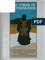 1982 the Power of Nothingness by David-Neel s