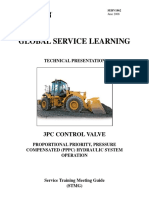 3PC control valve. Caterpillar .pdf