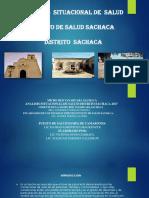 Analisis Situacional de Salud Sachaca