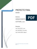 Proyecto Final IKHOR