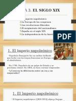 El Siglo XIX_post