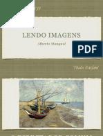 LENDO IMAGENS de Alberto Manguel (Apresentação)