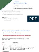 Python 2 3 Seq Type Convertion Summary
