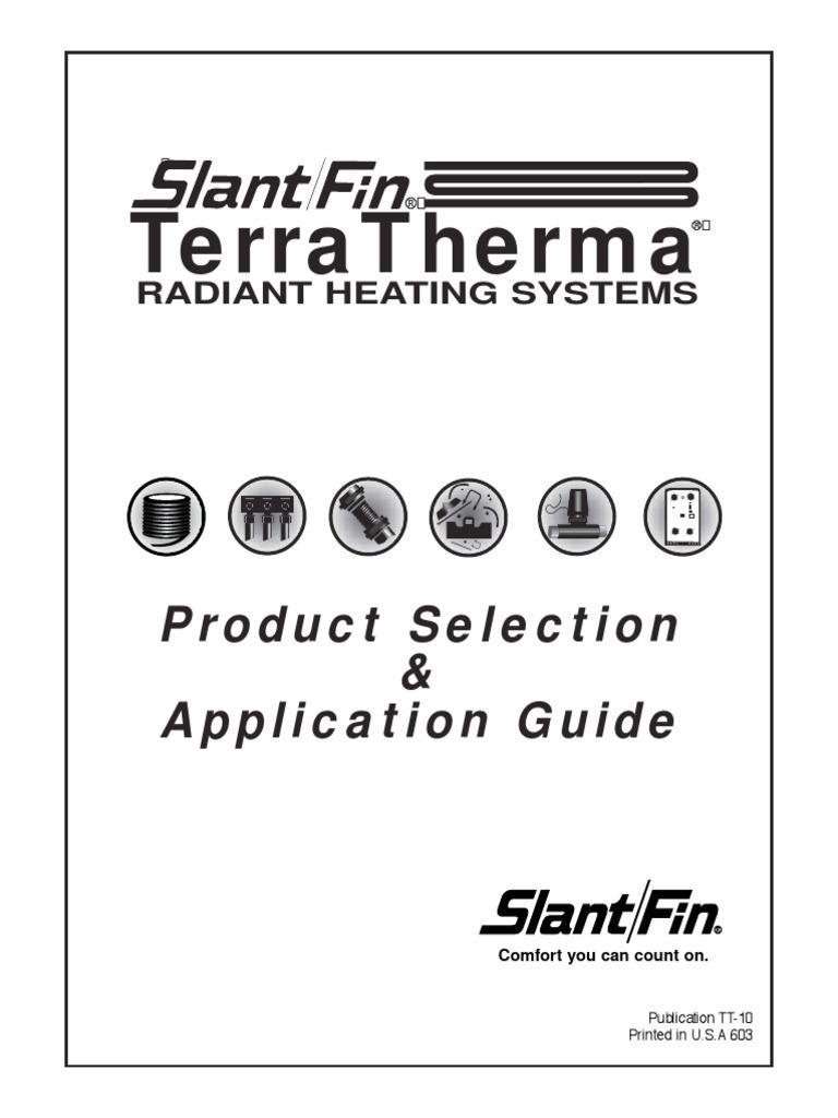 Slant Fin Pipe Fluid Conveyance Building Technology Boiler Wiring Diagram