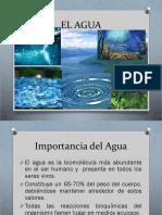 El  agua - ionizacion clase  2 -2016-I.pptx