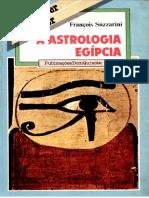 A Astrologia Egipcia