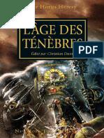 L'Age Des Tenebres - Dunn,Christian