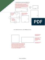 Langkah Pembelajaran Pola Mondrian